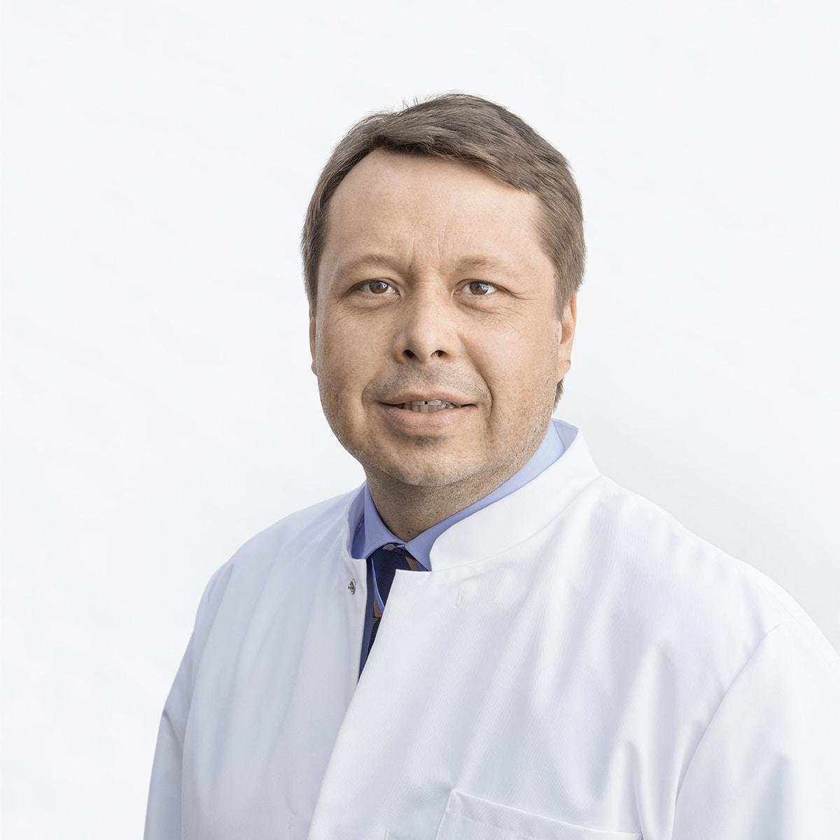 Facharzt Urologie: Dr. med. Christian Müller