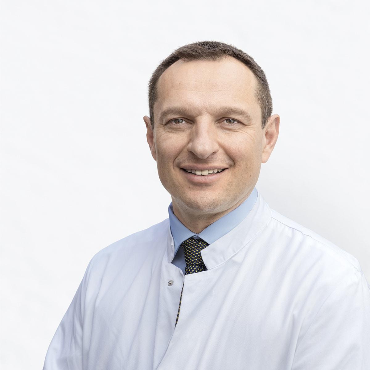 Facharzt Urologie, Andrologie, Genitalchirurgie: Dr. med. Nenad Djakovic
